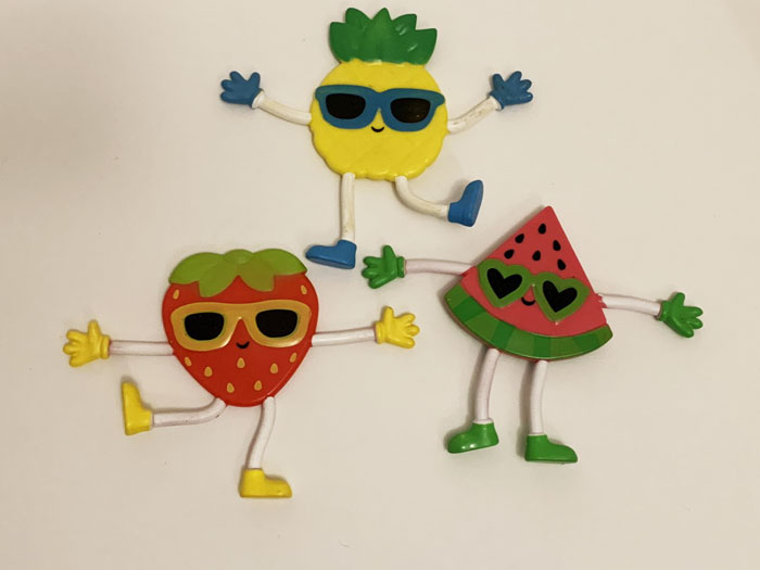 Bendable Fruit Guys with Sunnys - 12/pk